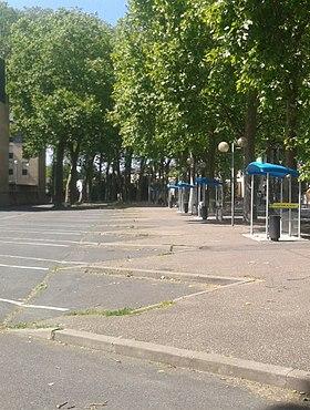 Image illustrative de l'article Gare routière de Bourges