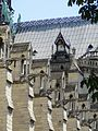 Gargoyles, flying buttresses and clock.jpg