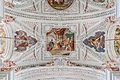 Garsten Pfarrkirche Langhaus Joch 4 Fresken.jpg