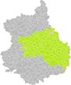 Gas (Eure-et-Loir) dans son Arrondissement.png