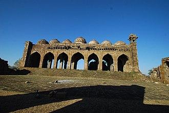 Berar Sultanate - Gavilgad Fort, built by Fathullah Imad-ul-Mulk of Berar (1490 – 1504)