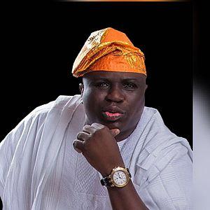 Gbenga Adeyinka - Image: Gbenga adeyinka 1