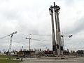 Gdańsk Europejskie Centrum Solidarności w budowie – październik 2011.JPG