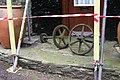 Gears by the door - geograph.org.uk - 1243579.jpg