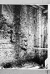 gedeelte boog met pilastertje in voorgedeelte rechter zijgevel -