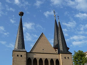 Geinsheim (Neustadt) - Image: Geinsheimer Dom 04