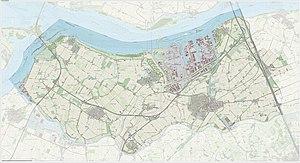 Moerdijk - Image: Gem Moerdijk Open Topo