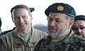 General Bismillah Khan Mohammadi,Afghan National Army Chief of Staff,speaks to afghan aircrew members (4458987769).jpg