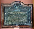General Sir Edward Lugard plaque, All Saints Church, Kingston upon Thames.jpg