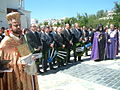 Genocide memorial service.JPG