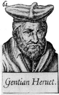 Gentian Hervetus French theologian