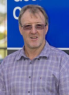 Geoff Lawson (cricketer) Australian cricketer