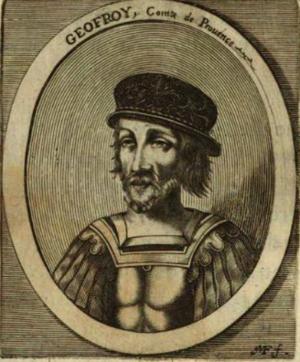 Geoffrey I of Provence - Image: Geoffrey I of Provence
