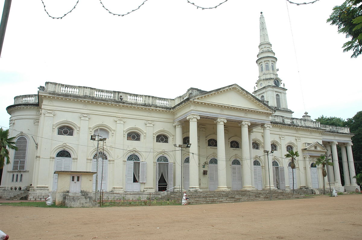 St  George's Cathedral, Chennai - Wikipedia