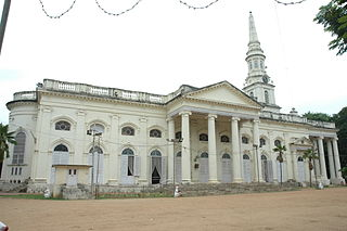 <i>St. Georges Cathedral, Chennai</i> Church in Tamil Nadu, India