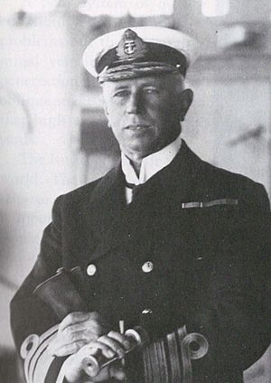 George Callaghan - Sir George Callaghan as Second-in-Command of the Home Fleet