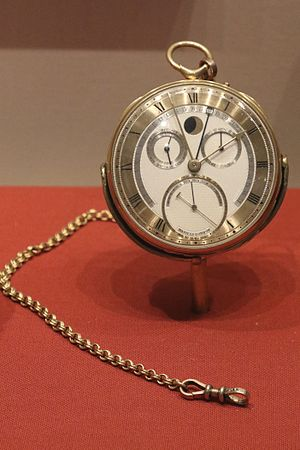 George Daniels (watchmaker) - The Grand Complication watch of 1987