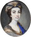 George Engleheart - Portrait of Unknown Woman - circa 1775 - Victoria & Albert Museum.jpg