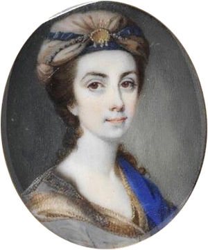 George Engleheart - Image: George Engleheart Portrait of Unknown Woman circa 1775 Victoria & Albert Museum