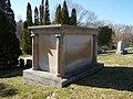 George P. Martin Monument - Evergreen Cemetery.JPG