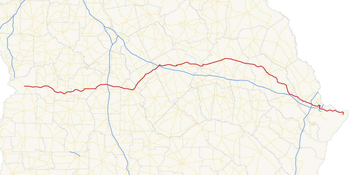 Georgia State Route 26