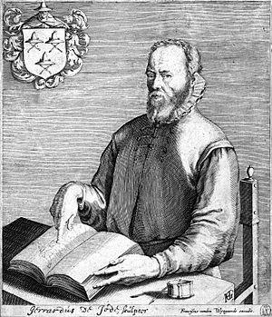 Jode, Gerard de (1509-1591)
