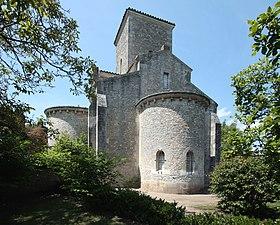 Image illustrative de l'article Oratoire carolingien de Germigny-des-Prés