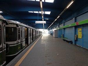 Gessate Milan Metro Wikipedia