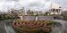 Getty Center from Central Garden on 2009-02-08.png