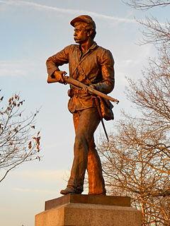 Gettysburg Battlefield Historic District United States historic place