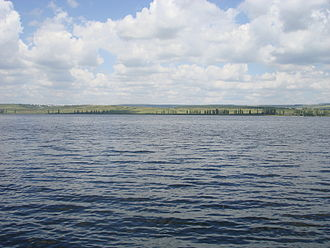 Strășeni District - Ghidighici Reservoir
