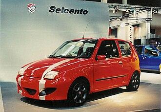 Giannini Automobili - Image: Giannini Seicento