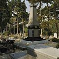 Gietijzeren grafmonument van N.F.E. de Gumoëns - 's-Gravenhage - 20396154 - RCE.jpg