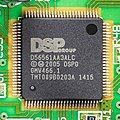 Gigaset DA810A - board - DSP Group D56561AA3ALC-0335.jpg