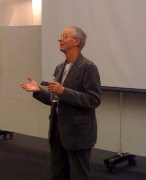 Gijs Bakker - Gijs Bakker at the Harvard, 2009