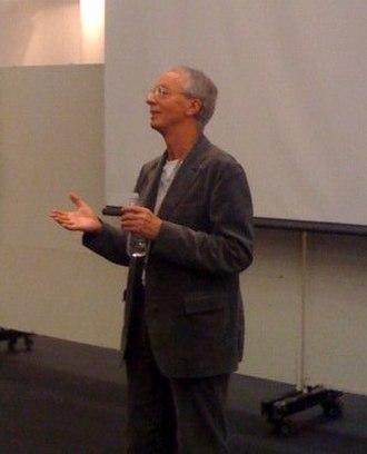 Gijs Bakker - Gijs Bakker at the Harvard, 2009
