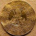 Giovanni III di Svezia, moneta di presentazione (oro), 1568.JPG