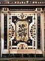 Giovanni battista balatri, specchiature marmoree con le virtù mariane, 1671, 14.jpg