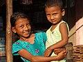 Girl and Boy - Outside Bandarban - Chittagong Hill Tracts - Bangladesh (13240182935).jpg