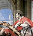 Givoanni Battista Tiepolo - Saint Charles Borromeo - Google Art Project.jpg