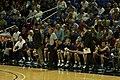Glenn Miller and Penn bench in 2009.jpg