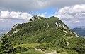 Gmunden - Traunstein, Gipfelplateau.JPG