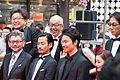 Godzilla Resurgence World Premiere Red Carpet- Hasegawa Hiroki, Takenouchi Yutaka, Ishihara Satomi, Osugi Ren, Anno Hideaki, Higuchi Shinji & Onoue Katsuro (28526483901).jpg