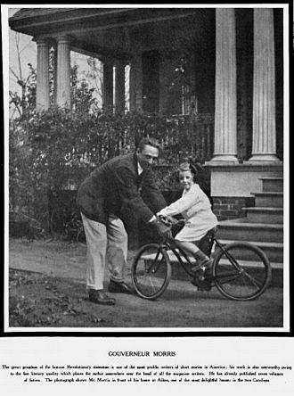 Gouverneur Morris (novelist) - Gouverneur Morris at home in Aiken, South Carolina
