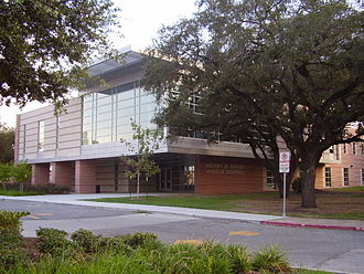 Tanglewood, Houston - Grady Middle School