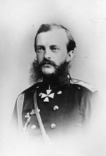 Grand Duke Michael Nikolaevich of Russia Russian Grand Duke (1832-1909)