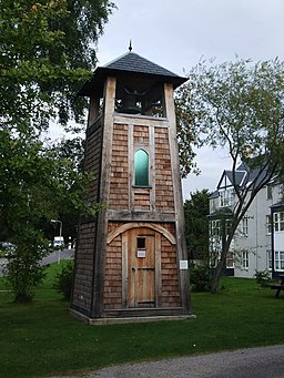 Grantown's Bell - geograph.org.uk - 1492949