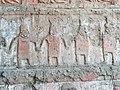 Gravats dels murs superposats del Templo Viejo de la Huaca de la Luna04.jpg