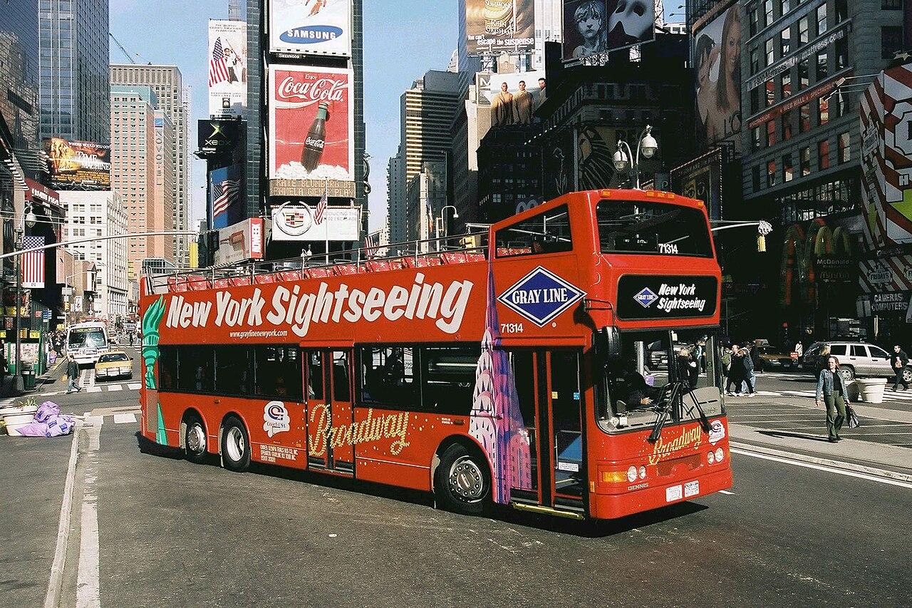 Grey Line Bus Tour San Francisco