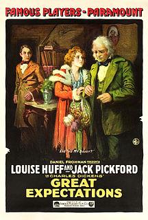 <i>Great Expectations</i> (1917 film) 1917 silent drama film
